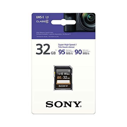 Sony SF-32UZ SD-Speicherkarte (32 GB, UHS-I)
