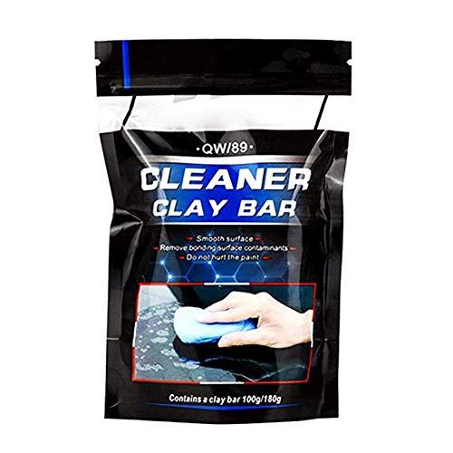 winnerruby Car Magic Clean Clay, Coche de Limpieza de Camiones, camión, camión de Barro, Herramienta de Arcilla Limpia, 100 g