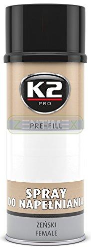 Pre-Fill-Dose Spraydose leer mit Treibgas vorbefüllt zur Farbauffüllung / Befüllen für Acryllacke Akryllacke Alkydharzlacke Zelluloselacke Breitstrahl-Zerstäubung 0,4l SPRAY