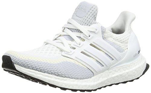 adidas - Ultra Boost - Chaussures de cours - Femme - Blanc (Ftwr White/Clear Grey/Core Black) - 37 1/3 EU