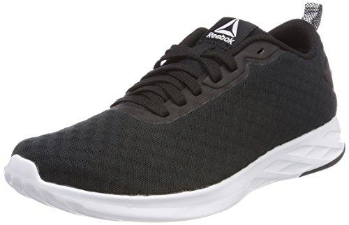 Reebok Astro Walk 60, Chaussures de Marche Nordique Homme, Noir (Black/White), 40.5 EU