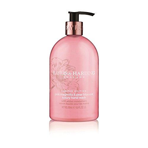 Baylis&Harding Baylis & Harding Hand Wash Pink Magnolia & Pear Blossom, 500 ml