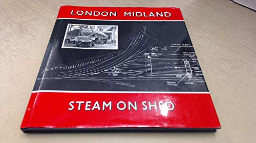 London Midland Steam On Shed