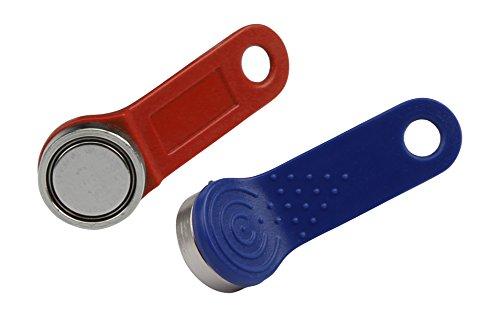 Olympia Schlüssel zu Dallas-Schloss für Registrierkassen; verschiedene Farben