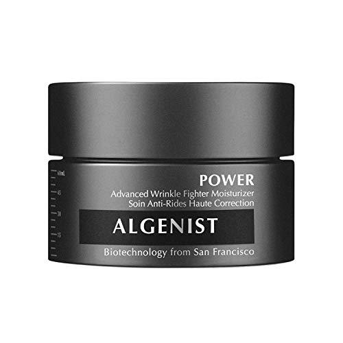 Algenist POWER Advanced Wrinkle Fighter Moisturizer - Smoothing & Brightening Facial Moisturizer for Supple, Youthful Skin - Non-Comedogenic & Hypoallergenic Skincare (60ml / 2oz)