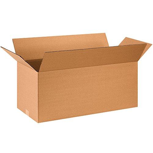 파트너 브랜드 P281212 골판지 상자 28L X 12W X 12H 크래프트(20팩)