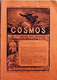 COSMOS [No 1253] du 30/01/1909 - TOUR DU MONDE - RADEAU DE SAUVETAGE...