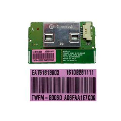 Unbekanntes WLAN-Modul LG 49UH610V, LG 49UH620V, LG 32LH604V, EAT61813903