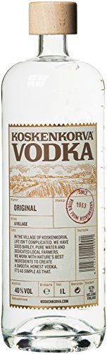 Koskenkorva Vodka Original (1 x 1 l)