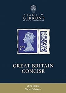 2021 Great Britain Concise Catalogue