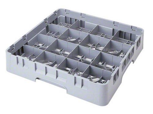 Cambro Camrack® 20C414151 Lot de 5 porte-gobelets 20 compartiments