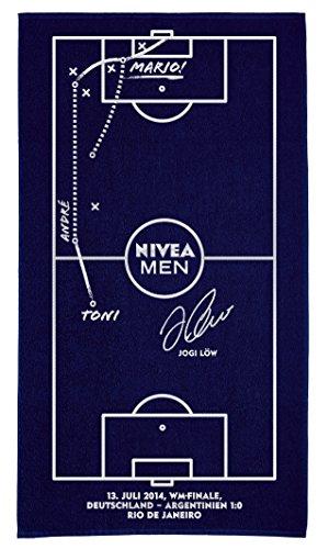Nivea Men Badetuch WM Taktik, 1er Pack (1 x 1 Stück)