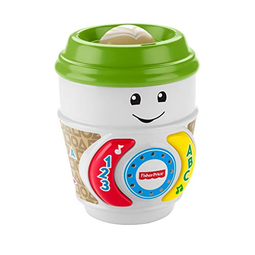 Buy Cheap Fisher-Price Laugh & Learn On-the-Glow Coffee Cup, Multicolor
