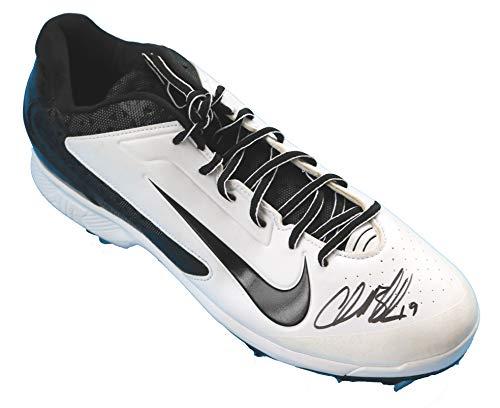Charlie Blackmon Colorado Rockies Signed Autographed Baseball Shoe Cleat JSA COA