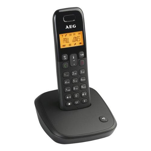 AEG D100 - Teléfono Voxtel inalámbrico