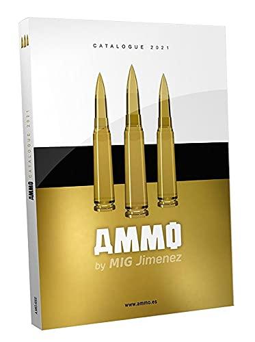 『アモ AMMO カタログ 2021年 プラモデルカタログ AMO-8300』の1枚目の画像