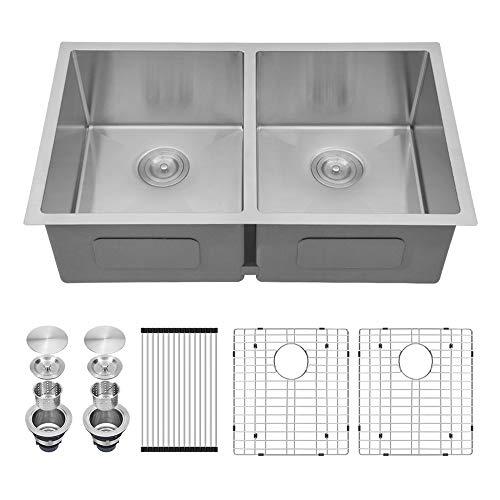 16 Gauge Stainless Steel Kitchen Sink