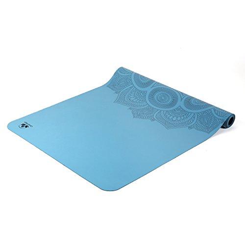 Clever Yoga Liquidbalance alfombrilla de viaje Eco y cuerpo Friendly sudor...
