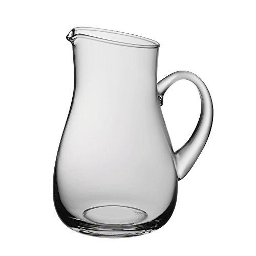 Kela Saft-/Wasserkrug aus Glas, Antonia, 1,7 L, 12155