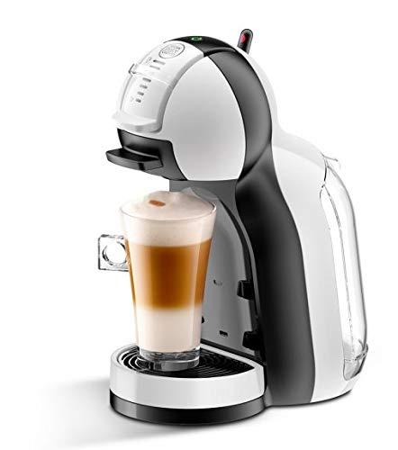 NESCAFÉ® Dolce Gusto® Mini Me Negra con Blanco máquina de café automática, cafetera y sistema multibebidas.