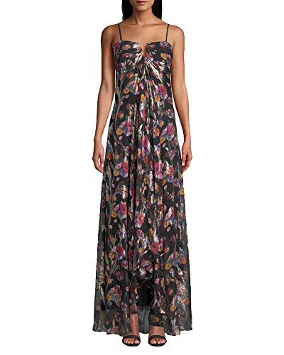 Bouquet Beauty Angelina Dress - Black Multi - 8