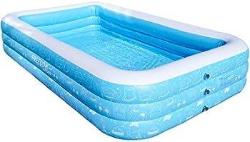 Inflatable Pool, 118