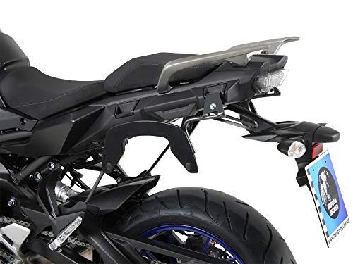 Hepco&Becker C-Bow Seitenträger - anthrazit für Yamaha Tracer 900 / GT ab 2018