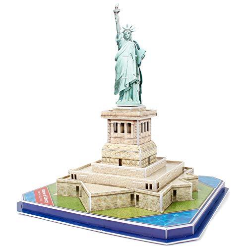 Puzzle 3D Estatua de la Libertad, 39 Piezas (771C080)