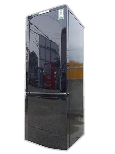 三菱 168L 2ドア冷蔵庫(サファイアブラック)MITSUBISHI MR-P17Y-B