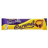 Cadbury Dairy Milk Caramel (45g) キャドバリー酪農ミルクキャラメル( 45グラム)