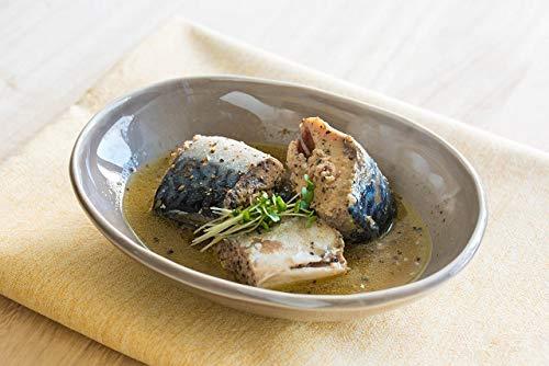 伊藤食品美味しい鯖水煮黒胡椒・にんにく入190g×4個