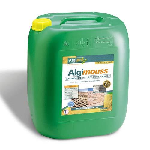 Algimous Algimouss Traitement Toiture 30 L