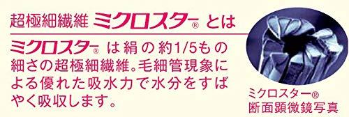 テイジンハンカチミクロピュア®タオルハンカチ21cm×21cm5枚セット日本製マイクロファイバー独自繊維使用吸水速乾スマホ拭き眼鏡拭き