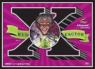 Advanced Nutrition Bud Factor X 100Ml - Advanced Nutrients, Bloom Bud Boost Hydroponics