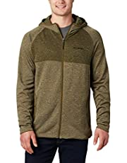 Columbia Maple Lake Midlayer FZ heren Fleece hoodie