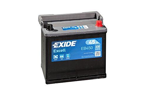 Exide eb450Starter batería 45Ah