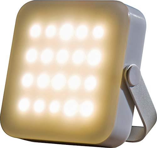 Raychell(レイチェル) バッテリー ライト RR-GL01 (連続点灯:最大110時間) アウドドア レジャー用