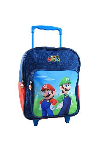 Calego Super Mario Trolley, 35 x 15 x 29 cm