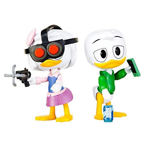 PhatMojo Disney DuckTales - Webby & Louie 2-Pack 3 Inch Figure