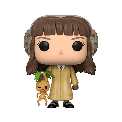 Funko Pop!- Pop Movies: Harry Potter-Hermione Granger Herbology Figura de Vinilo, Multicolor, única (29502)