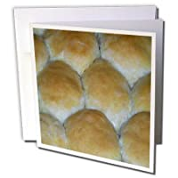 Rebecca Anne Grant Photography Foods–Biscuits–グリーティングカード Set of 6 Greeting Cards