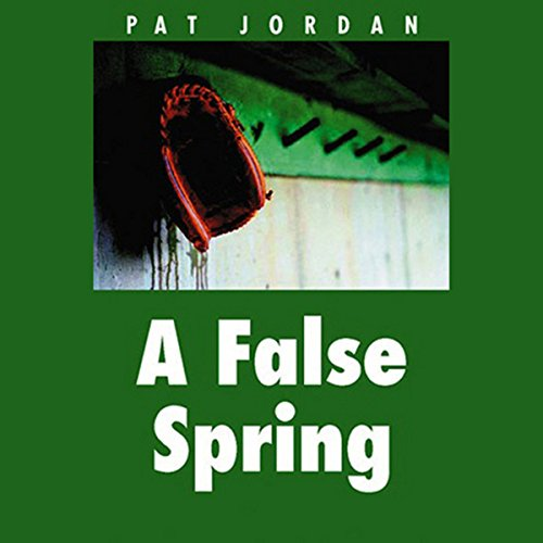 A False Spring audiobook cover art
