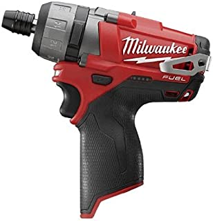 Milwaukee 2402-20 M12 Fuel 1/4 Hex 2-Spd Screwdriver tool Only