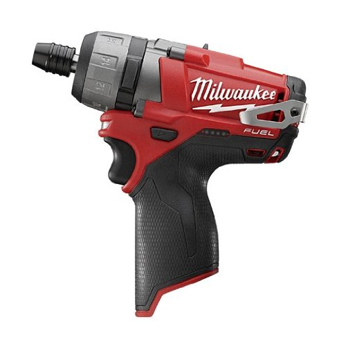 Milwaukee Electric Tools 2402-20 Milwaukee M12 Fuel 1/4 In. Hex 2 Speed Screwdriver [bare Tool]