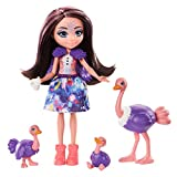 Enchantimals Ofelia Ostrich Doll, Multicolor (Mattel GTM32)