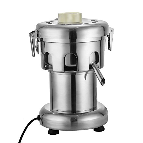WF-A3000 Juicer Machine, Fruit and Vegetables Juice Maker, Commercial Juice Extractor Stainless Steel Heavy Duty 110V 370W