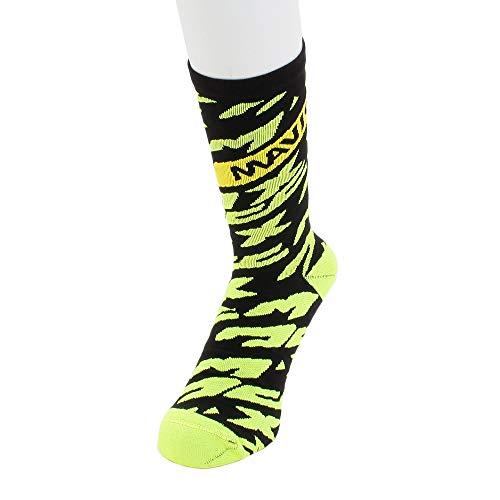 MAVIC Deemax Pro High Fahrrad Socken gelb/schwarz 2020: Größe: M (39 42)