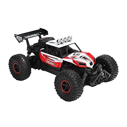 YYQIANG RC Cars 1:14 escala 2.4GHz Control remoto Camiones de alta velocidad Racing Coche Coche de carreras Vehículo de carretera Recargable Coche de juguete eléctrico para adultos Niños Niños Niños R