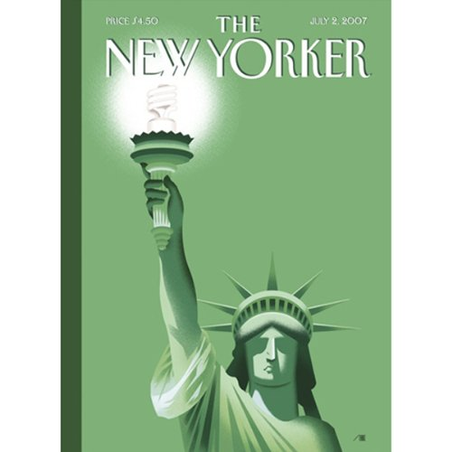 The New Yorker (July 2, 2007) cover art