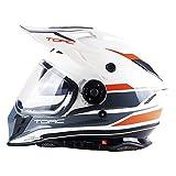 Cascos De Moto Casco Cara Completa Jet Moped Moto Adventure